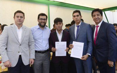 26 jóvenes de Pica inician programa de entrenamiento laboral para ingresar a la gran minería de Tarapacá