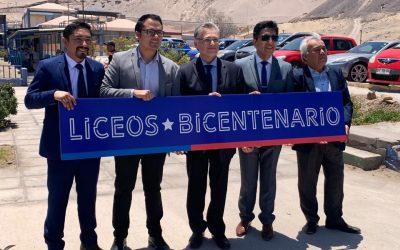 Liceo de Pica inicia el 2020 como nuevo liceo Bicentenario