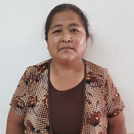 Ema Marcela Ayavire Quiñones